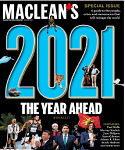 Macleans magazine in Canada