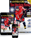 The Hockey News magazine in Canada