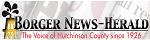 borger news herald in texas