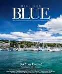 Blue Magazine in michigan