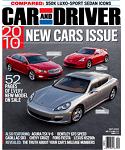 Car and Driver Magazine in michigan